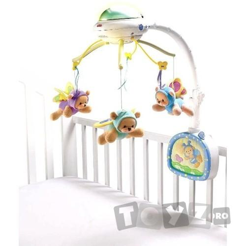 Fisher Price Carusel Fisher-Price – Butterfly Dreams MTC0108