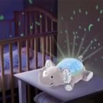 Summer Infant Summer – Proiector si lampa cu sunete Elefantul Eddie