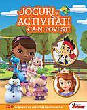 Litera Jocuri si activitati ca-n povesti. 120 de pagini cu activitati antrenante