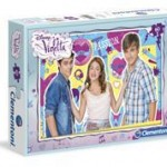 Clementoni Puzzle Special 60 Piese – Violetta: Thomas & Leon