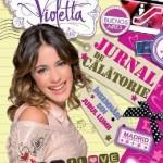 Disney Violetta – Jurnal de calatorie. Insemnari din jurul lumii