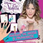 Disney Violetta – Manual de moda si frumusete