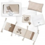 Candide Candide – Set lenjerie patut 4 piese Bebe Tradition
