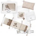 Candide Set lenjerie patut 4 piese Bebe Tradition
