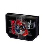 Herlitz Penar echipat 26 piese Sporti Transformers optimus prime rosu