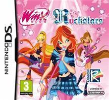Rainbow Winx Club Rockstars Nintendo Ds