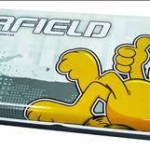 Mediadocs Publishing Penar metalic Garfield