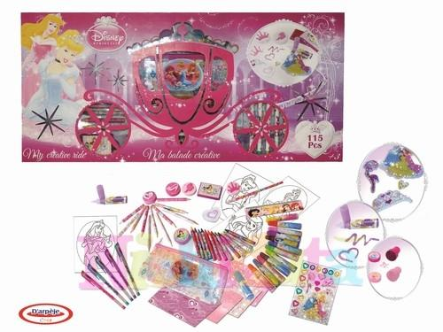 dArpeje Set de rechizite creativitate DISNEY PRINCESS