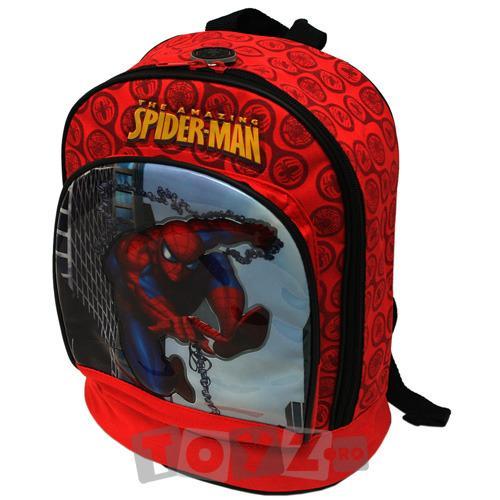 LUCIA Ghiozdan gradinita Spider Man