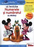 Egmont Sa invatam numerele si numaratul cu Mickey – Matematica (gradinita +4 ani)