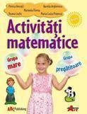 Akademos Art Activitati matematice pentru grupa mare si grupa pregatitoare