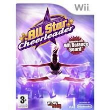 THQ All Star Cheerleader Nintendo Wii