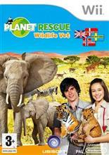 Ubisoft Planet Rescue Wildlife Vet Nintendo Wii