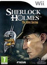 Focus Sherlock Holmes The Secret Of The Silver Earring Nintendo Wii