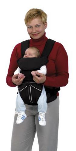 Hauck Hauck – Marsupiu 3 Way Carrier