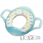 babymoov Reductor WC cu manere Potty seat New Frog