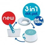 Dot Baby Dot Baby – Olita multifunctionala 3 in 1 DotPot