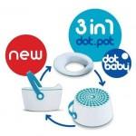 Dot Baby Dot Baby – Olita multifunctionala 3 in 1 DotPot