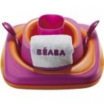BEABA Beaba Set pentru masa cadou – Roz-Portocaliu
