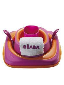 Beaba Beaba – Set pentru masa cadou roz/portocaliu
