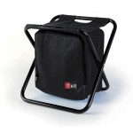 D-Mail Scaun pliant cu geanta termica: pentru momentele in aer liber!