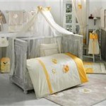 Kidboo Set Lenjerie Pat Copii Butterfly