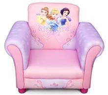 Delta Children Fotoliu Cu Cadru Din Lemn Disney Princess