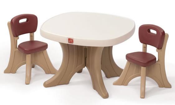 Step2 Step2 – Set masuta + 2 scaune pentru copii