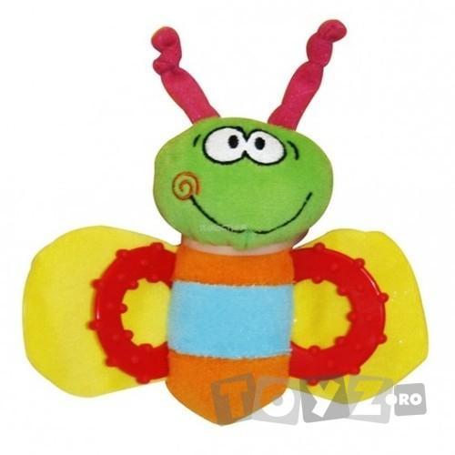 Lorelli Jucarie de plus Butterfly 10 cm