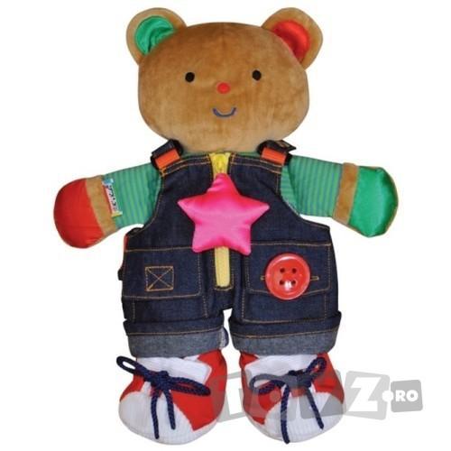 K'sKids Jucarie Educationala -Ursuletul Teddy
