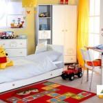 Generic Mobilier Camera Copii Si Bebelusi KLUPS SAFARI LEO TINERET