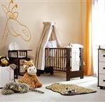 Klups Mobila Camera Copii Si Bebelusi Klups Safari Giraffe
