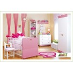 Klups Klups – Mobilier camera copii Prince/Princess