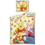 Disney/Hasbro/Sanrin Lenjerie De Pat Winnie The Pooh 160 X 200Cm Wtp09dc