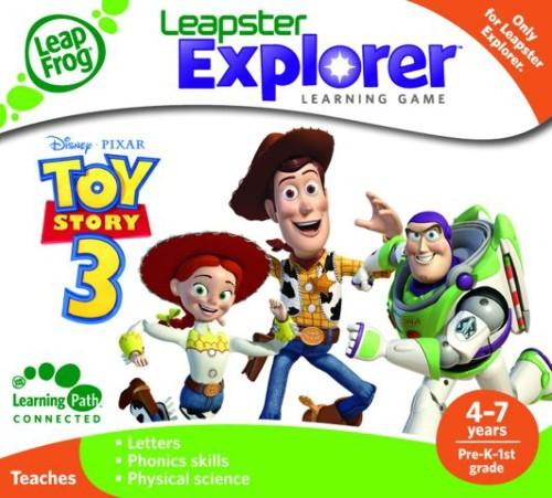 LeapFrog Soft educational LeapPad ToyStory 3 LEAP39042