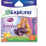 LeapFrog Soft educational LeapPad Rampunzel LEAP39066