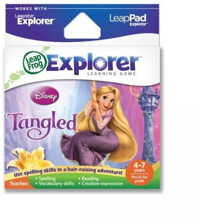 LeapFrog Soft educational LeapPad Rampunzel LEAP39066