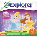 LeapFrog Soft educational LeapPad Printesele Disney LEAP39041