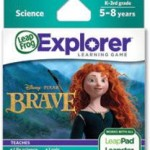 LeapFrog NOU! Soft educational LeapPad Neinfricata-Brave Leap39120