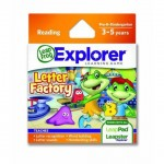 LeapFrog NOU! Soft educational LeapPad – Fabrica Literelor LEAP32019 LEAP32019