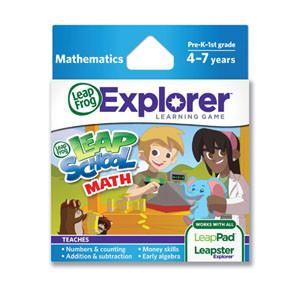 LeapFrog NOU! Soft educational LeapPad – Intelege matematica! LEAP39102 LEAP39102