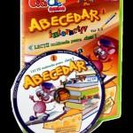 PitiClic Sr. ABECEDAR INTERACTIV – Lectii multimedia pentru clasa I (ver. 3.0)   partea I