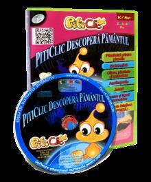 PitiClic PitiClic descopera Pamantul