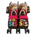 Cosatto Cosatto – Carucior gemeni You 2 Big sis/ Little Sis