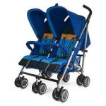Cybex Cybex – Carucior gemeni Twinyx Heavenly Blue