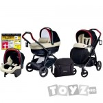 PEG PEREGO Carucior 3 in 1 Book Plus Modular 500