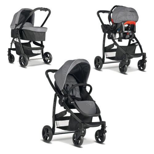GRACO Carucior Evo 3 in 1 – Charcoal G7AG98CACE