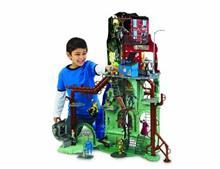 Teenage Mutant Ninja Turtles Teenage Mutant Ninja Turtles Secret Sewer Lair Playset
