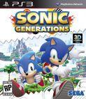 SEGA SEGA Sonic Generations (PS3)