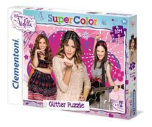Clementoni Puzzle 104 Piese – Biju – Violetta